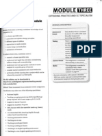 Module 3 Handbook