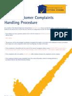 Complaints A