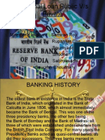 Banking History Ppt