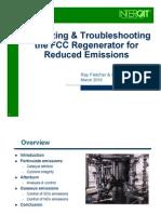 Intercat_Optimizing & Troubleshooting the FCC Re Generator for Reduced Emissions_RayFletcher_MartinEvans_CatCrackingCom_April2010