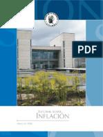 Informe sobre Inflacion Marzo de 2008. Completo.