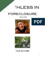 Lauren J. Paulson, Magnum Opus, FAITHLESS IN FORECLOSURE, How 14 Fourteen Judges Took My Home