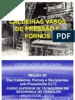 DEFINITIVA LEGISLAÇÃO CALDEIRA