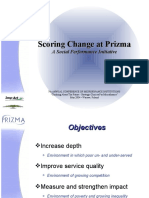 Prizma Scorecard
