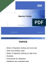 Migration Testing