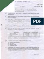 MCS University Ques. Paper 2001-2009