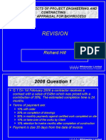 Lecture 19 Revision