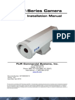 FLIR - MAN - F-SeriesInstallationGuide Rev 120 20100405
