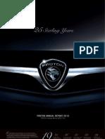 Proton Annual Report 2010