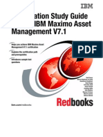 Maximo Certification Study Guide 7.1