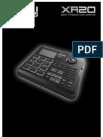 XR20 Reference Manual v1.3