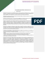 Modificaciones MANUAL CONVIVENCIA Para El 2011