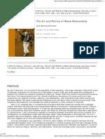 Atkinson, Jane Monnig - The Art and Politics of Wana Shaman Ship