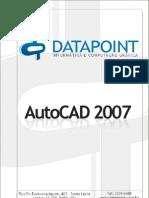 ApostilaCad2007 - 2D