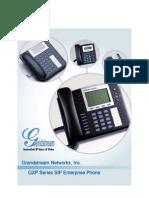 GXP 2000 Manual