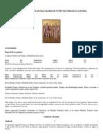 6712723 Acatistul Sfintilor Maimarilor Voievozi Mihail Si Gavriil