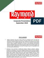 Raymond Cp 10