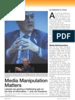 Media Manipulation 2011