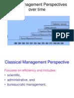 Lesson 2- Evolution of Management