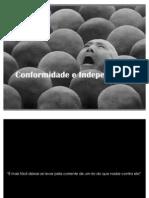 Conformidade e Independencia (2)