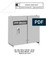 160.00-RP2 4-00 Styles ABCD Variable Speed Drive YK