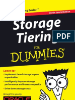 Storage Tiering for Dummies