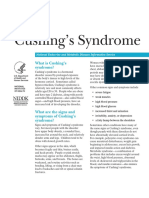 Cushings Syndrome FS