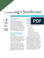 Cushings Syndrome FS