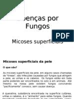 Doenças por fungos
