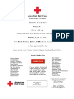 Friends of the Red Cross Fundraiser-Houston
