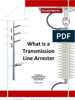 ArresterFacts 017 What is a Transmission Line Arrester