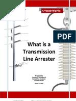 ArresterFacts 017 What is a Transmission Line Arrester