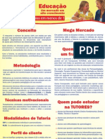 folheto franquia - Tutores