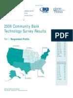 2006 Tech Survey