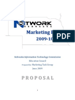 NetworkNebraska_MarketingPlan_20090610