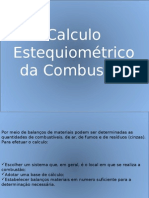 calculoEsteq_ combustão