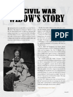 A Civil War Widows Story - Spring 2011