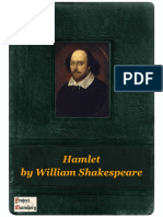 Hamlet by William Shakespere