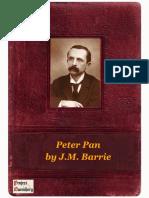Peter Pan by JM Barrie