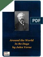 Around the World in 80 Days by Jules Verne