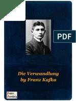 Die Verwandlung by Franz Kafka