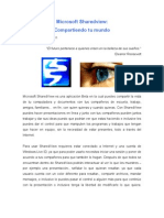 Microsoft Sharedview by Claudia E Velazquez