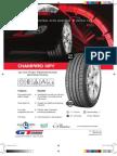 Gt Radial Champiro HPY ultra high performance tire