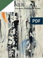 American & European Paintings & Prints | Skinner Auction 2547B
