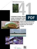 Connecting Biodiversity and Climate Change Mitigation and Adaptation.
