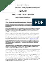 RiME Newsletter