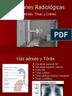 Posiciones Radiológicas