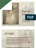 Taller Arquetipos Femeninos Málaga