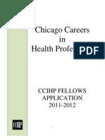 Ccihp Fellows Application 2011-2012