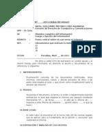 Formato de Informe Legal - Guillermo Lobo